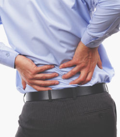 Condition/Treatment: Low Back Pain