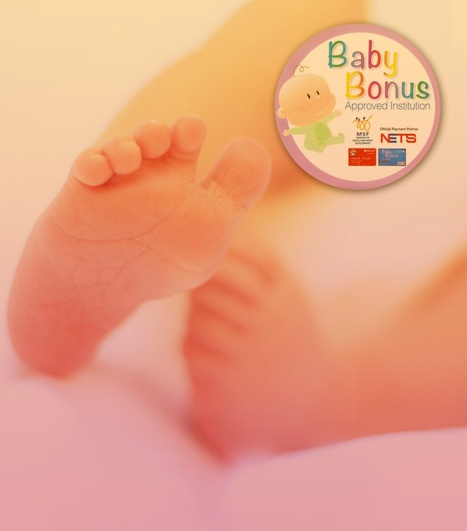 Pay with your Baby Bonus NETS Card