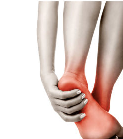 Condition/Treatment: Heel Pain