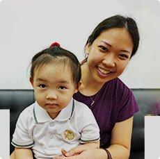 Testimonial: Tan Chew Ling (Vera's Mum)