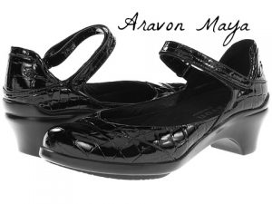 Custom Insoles - Aravon Maya