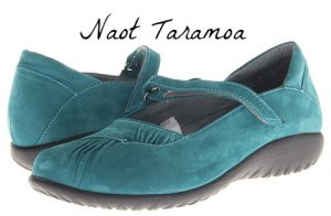 Custom Insoles - Naot Taramoa - The Sole Clinic