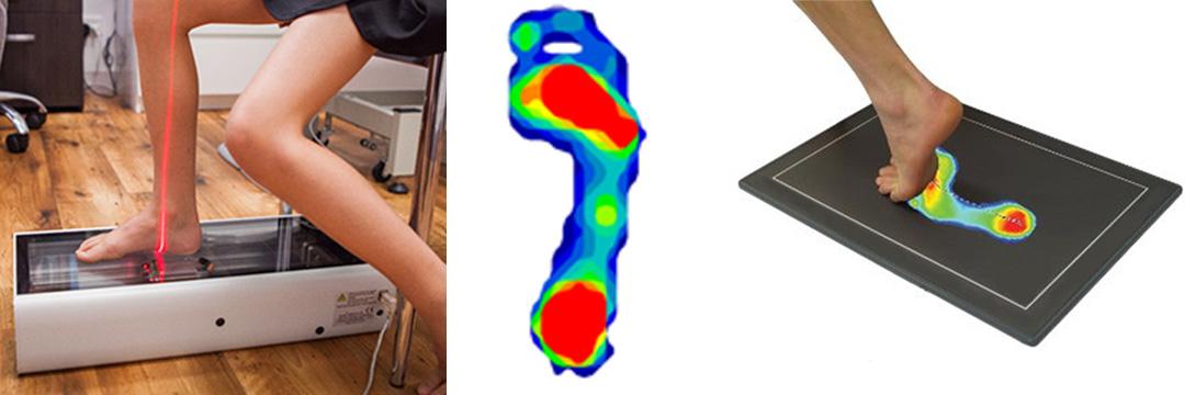 Custom Insoles Pressure Mat - The Sole Clinic