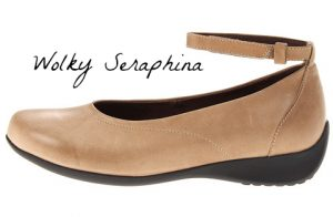 Custom Insoles - Wolky Seraphina - The Sole Clinic